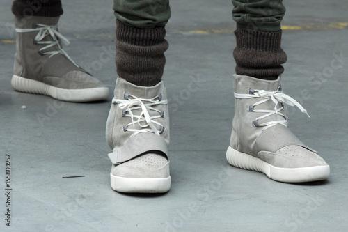 adidas yeezy winter boots