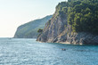 Sea, ocean, blue, coast, island, landscape, nature