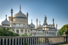 The Royal Pavilion Is An Exoti...