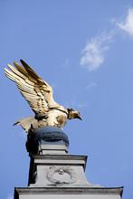 Royal Air Force Memorial, Victoria Embankment,  London