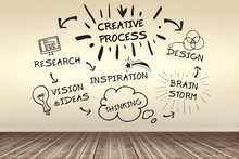 Composite Image Of Composite Image Of Creative Process