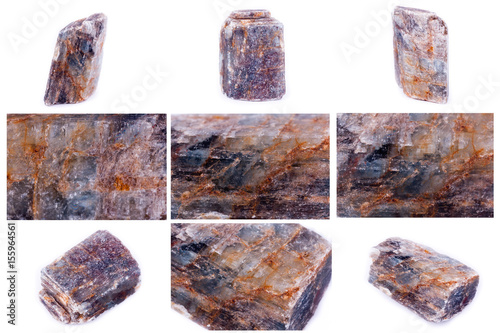 Photo Collection of stone mineral Kyanite