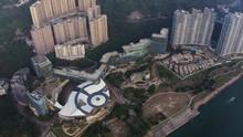 Hong Kong Aerial V47 Birdseye ...