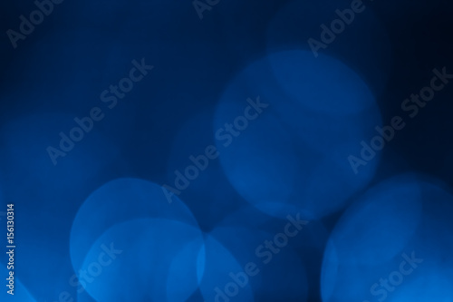full frame of the blue bokeh - Buy this stock photo and explore
