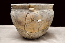 Ancient Ceramic Vessel, Trypil...