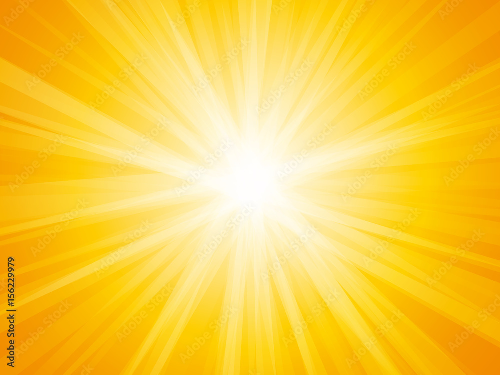 Fototapety, obrazy: sun rays background