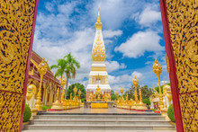 Wat Phra That Panom Temple In ...
