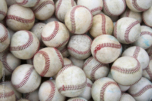 Photo  Baseballs