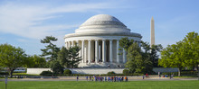 Thomas Jefferson Memorial In Washington DC - WASHINGTON, DISTRICT OF COLUMBIA - APRIL 8, 2017