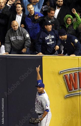 Image result for Robinson Cano home run nelson Cruz 2010 Rangers
