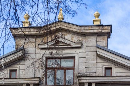 Valokuva  Old house.