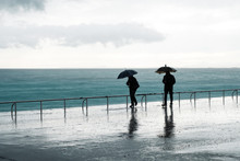 The Rainy Day In Nice
