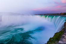 Majestic Waterfall Niagara Fal...