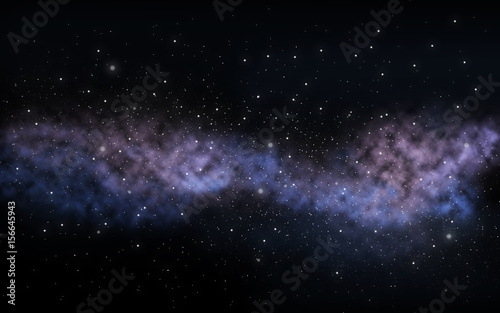 2e3166464160 stars or galaxy in night sky - Buy this stock illustration and ...