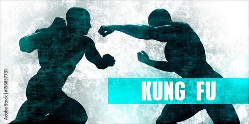 Fotografia  Kung fu