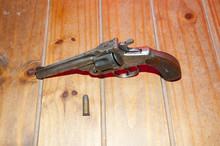 Antique 44 Caliber Magnum Gun