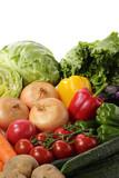 野菜の集合イメージ Vegetable set