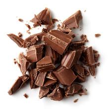 Milk Chocolate Pieces