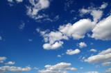 Fototapeta Na sufit - white clouds