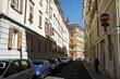 Trieste.Quiet street.