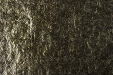 Dried Seaweed Sheets Texture