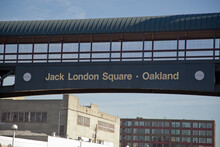 Jack London Square In Oakland,...