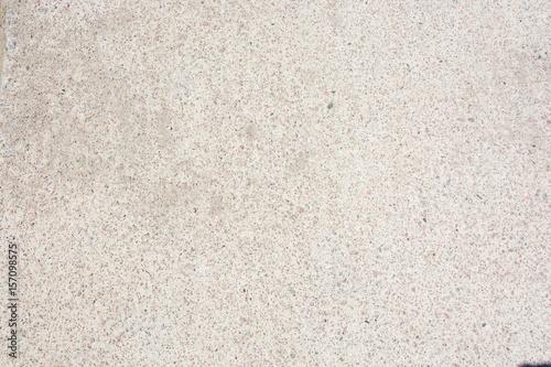 Concrete pavement texture Fototapet