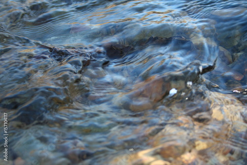 Fotografering  Moving Water