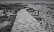 Formentera Black And White