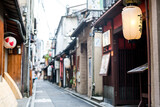 Fototapeta Uliczki - Kyoto Alley/Street