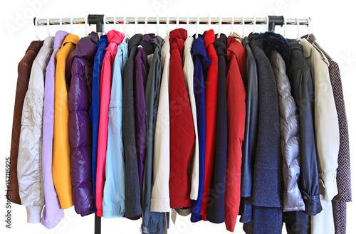 Fotografie, Tablou  Coat and Jackets