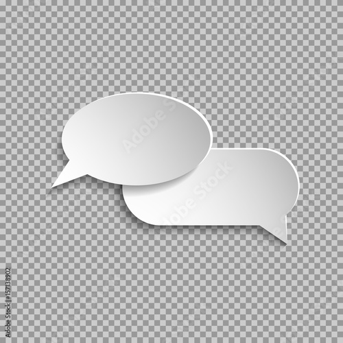 Fototapety, obrazy: Vector ellipse and rectangle template isolated on transparent background. Element for your design. Empty place for text
