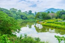 The Mahaveli River