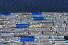 Commercial Lobster Storage Pens