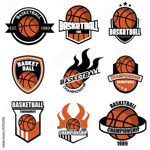 Photo  Basketball Logo