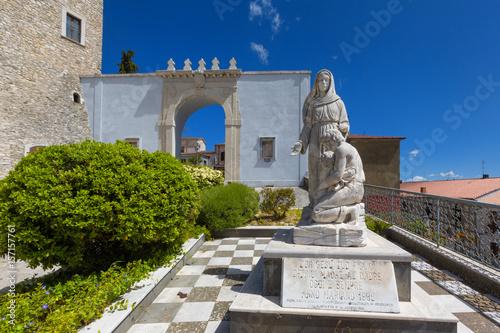 Photo Montemiletto (Avellino, Italy) - Leonessa Castle