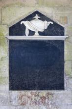 Ornate Slate Frame
