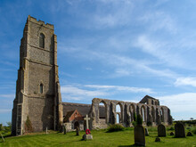 St Andrew's Covehithe With Ben...