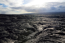 Endless Lava Fields Of The Big...