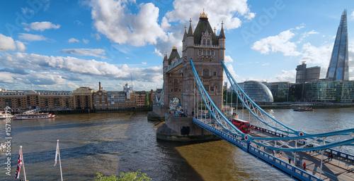 Garden Poster London Tower Bridge