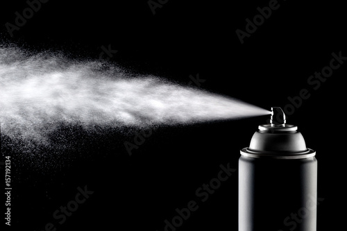 Photo  Aerolsol Spray Can