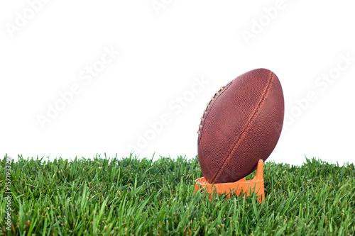 Fotografija American football kickoff