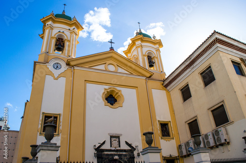 Church of San Francisco, Ceuta