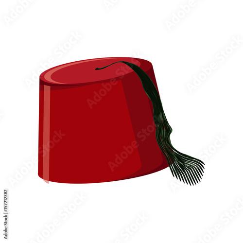 Fotomural  Traditional turkish hat fez or tarboosh