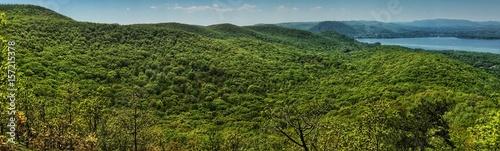 Fotografie, Tablou  Hudson Valley Mountain Panorama