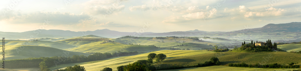 Fototapeta Tuscan panorama
