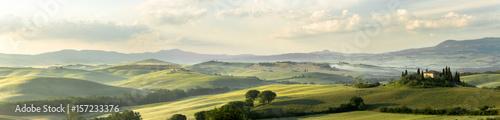 Foto op Plexiglas Toscane Tuscan panorama