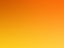 Gradient Orange,gold And Yellow Background