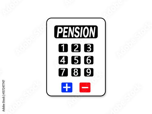 Vászonkép Pension