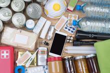 Objects Useful In Emergency Si...